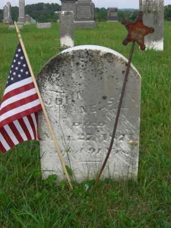 NELSON, JOHN - Meigs County, Ohio | JOHN NELSON - Ohio Gravestone Photos