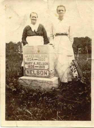 FLEEK NELSON, MARY A. - Meigs County, Ohio | MARY A. FLEEK NELSON - Ohio Gravestone Photos