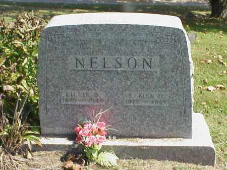 NELSON, LILLE B. - Meigs County, Ohio | LILLE B. NELSON - Ohio Gravestone Photos