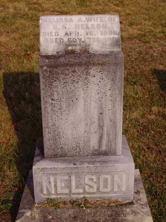 NELSON, MELISSA A. - Meigs County, Ohio   MELISSA A. NELSON - Ohio Gravestone Photos