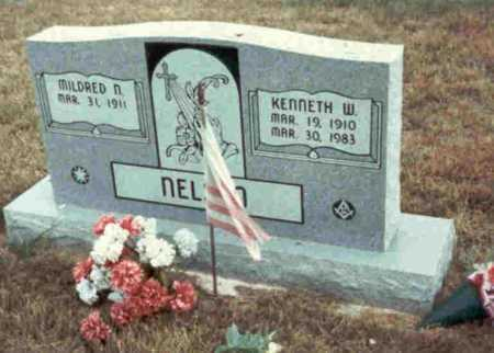 NELSON, KENNETH W. - Meigs County, Ohio | KENNETH W. NELSON - Ohio Gravestone Photos