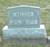 NELSON, OAKLEY - Meigs County, Ohio | OAKLEY NELSON - Ohio Gravestone Photos