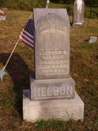 NELSON, STEPHEN S. - Meigs County, Ohio   STEPHEN S. NELSON - Ohio Gravestone Photos