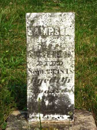 NELSON, SAMPSON - Meigs County, Ohio | SAMPSON NELSON - Ohio Gravestone Photos