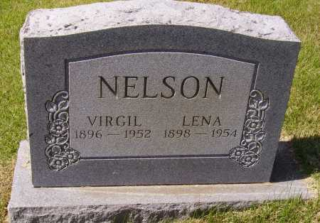 HANDLEY NELSON, LENA - Meigs County, Ohio   LENA HANDLEY NELSON - Ohio Gravestone Photos