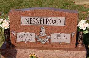NESSELROAD, GEORGE W. - Meigs County, Ohio | GEORGE W. NESSELROAD - Ohio Gravestone Photos