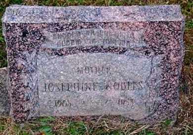 NOBLES, JOSEPHINE - Meigs County, Ohio | JOSEPHINE NOBLES - Ohio Gravestone Photos