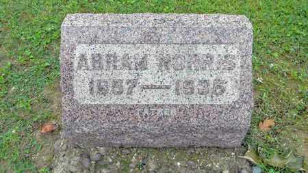 NORRIS, ABRAM - Meigs County, Ohio | ABRAM NORRIS - Ohio Gravestone Photos