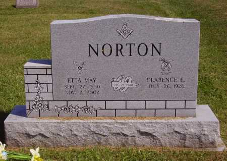 NORTON, ETTA MAY - Meigs County, Ohio | ETTA MAY NORTON - Ohio Gravestone Photos