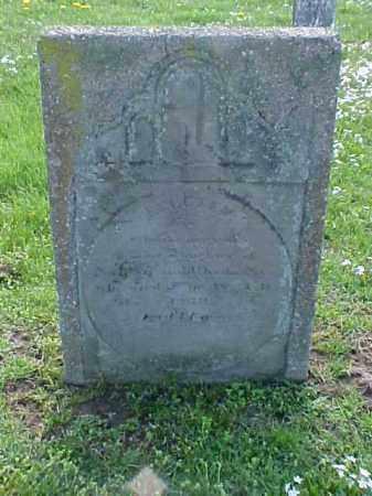 NYE, ALLGREN - Meigs County, Ohio | ALLGREN NYE - Ohio Gravestone Photos