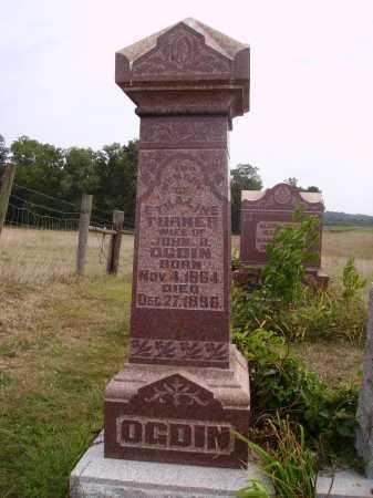 TURNER OGDIN, ETHALINE - Meigs County, Ohio | ETHALINE TURNER OGDIN - Ohio Gravestone Photos