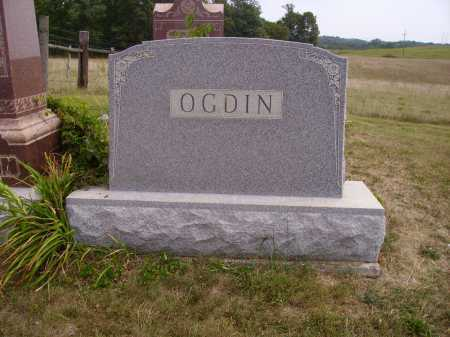 OGDIN, MONUMENT - Meigs County, Ohio | MONUMENT OGDIN - Ohio Gravestone Photos