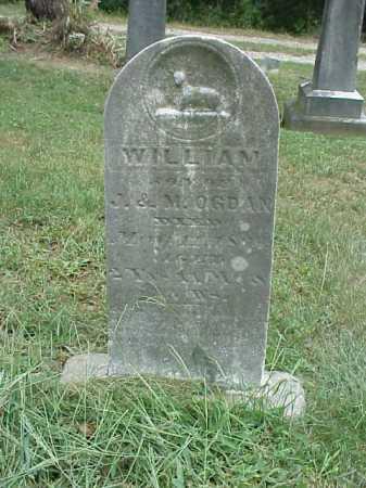 OGDAN, WILLIAM - Meigs County, Ohio   WILLIAM OGDAN - Ohio Gravestone Photos