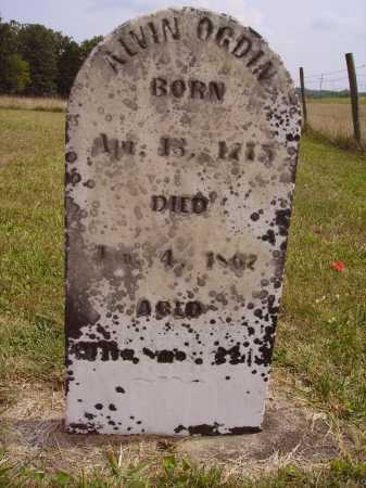 OGDIN, ALVIN - Meigs County, Ohio | ALVIN OGDIN - Ohio Gravestone Photos