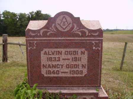 OGDIN, NANCY - Meigs County, Ohio | NANCY OGDIN - Ohio Gravestone Photos