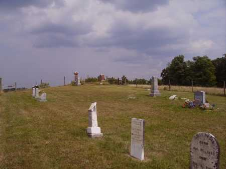 OGDIN, CEMETERY - OVERVIEW 1 - Meigs County, Ohio | CEMETERY - OVERVIEW 1 OGDIN - Ohio Gravestone Photos