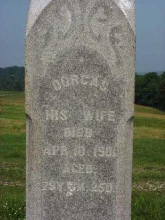 OGDIN, DORCAS - CLOSEVIEW - Meigs County, Ohio | DORCAS - CLOSEVIEW OGDIN - Ohio Gravestone Photos
