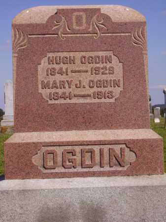 KEEPER OGDIN, MARY J. - Meigs County, Ohio   MARY J. KEEPER OGDIN - Ohio Gravestone Photos