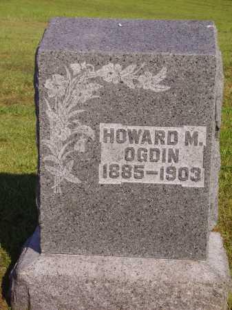 OGDIN, HOWARD M. - Meigs County, Ohio | HOWARD M. OGDIN - Ohio Gravestone Photos