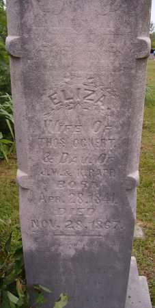 RAPP OGKERT, ELIZA - Meigs County, Ohio   ELIZA RAPP OGKERT - Ohio Gravestone Photos