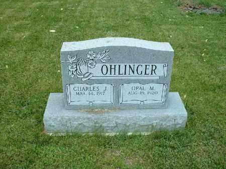 OHLINGER, OPAL M. - Meigs County, Ohio | OPAL M. OHLINGER - Ohio Gravestone Photos