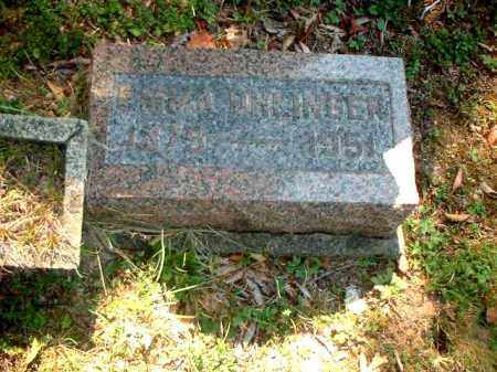 OHLINGER, EMMA - Meigs County, Ohio   EMMA OHLINGER - Ohio Gravestone Photos