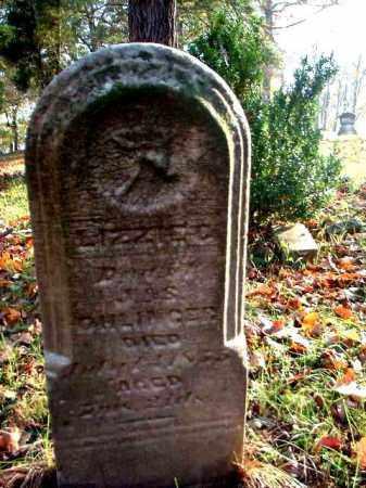 OHLINGER, LIZZIE C. - Meigs County, Ohio | LIZZIE C. OHLINGER - Ohio Gravestone Photos
