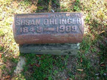 OHLINGER, SUSAN - Meigs County, Ohio | SUSAN OHLINGER - Ohio Gravestone Photos