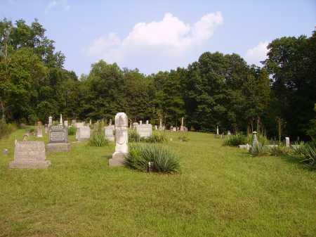 OLD SALEM, NORTH SIDE - Meigs County, Ohio | NORTH SIDE OLD SALEM - Ohio Gravestone Photos
