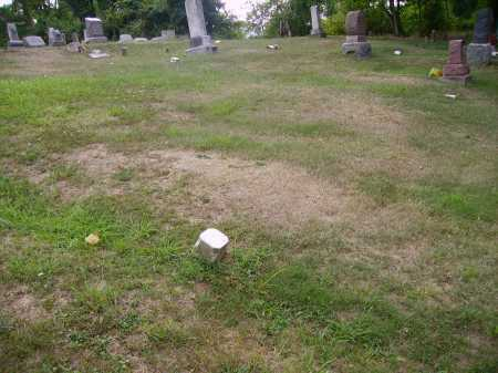 OLDAKER, STILLBORN - Meigs County, Ohio | STILLBORN OLDAKER - Ohio Gravestone Photos