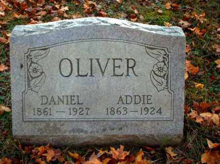 OLIVER, DANIEL - Meigs County, Ohio | DANIEL OLIVER - Ohio Gravestone Photos