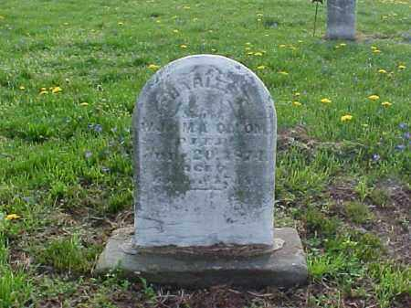 OLLOM, CHARLES E. - Meigs County, Ohio   CHARLES E. OLLOM - Ohio Gravestone Photos