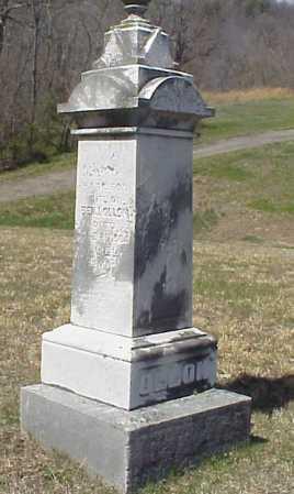 HARRISON OLLUM, MARY HARRISON - Meigs County, Ohio | MARY HARRISON HARRISON OLLUM - Ohio Gravestone Photos