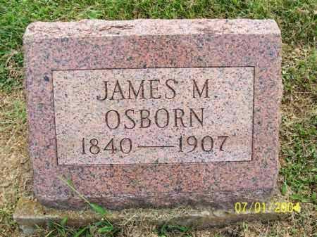 OSBORN, JAMES - Meigs County, Ohio   JAMES OSBORN - Ohio Gravestone Photos