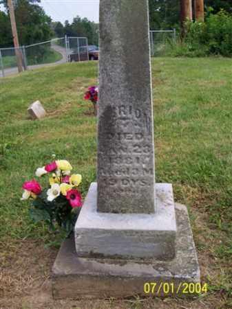 OSBORN, CHILDREN - Meigs County, Ohio | CHILDREN OSBORN - Ohio Gravestone Photos