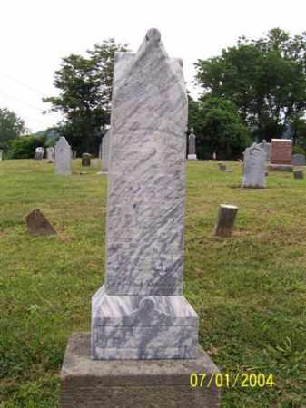 OSBURN, GEORGE - Meigs County, Ohio | GEORGE OSBURN - Ohio Gravestone Photos