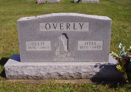 OVERLY, OLLIE - Meigs County, Ohio   OLLIE OVERLY - Ohio Gravestone Photos