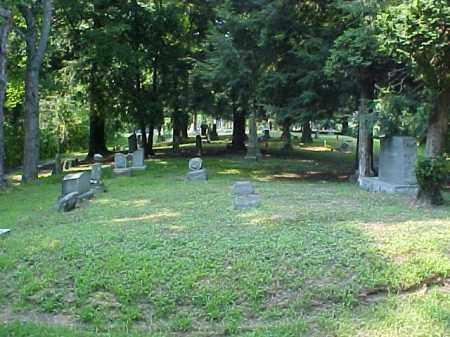 OVERVIEW, BEECH GROVE - Meigs County, Ohio   BEECH GROVE OVERVIEW - Ohio Gravestone Photos
