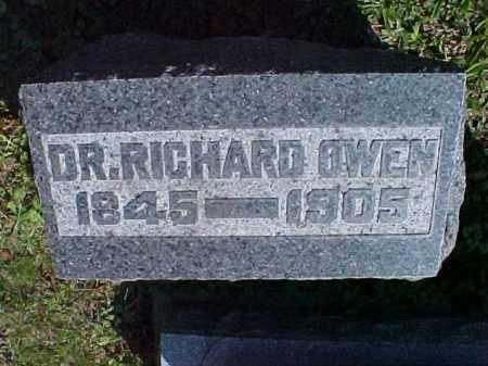 OWEN, RICHARD, DR. - Meigs County, Ohio   RICHARD, DR. OWEN - Ohio Gravestone Photos