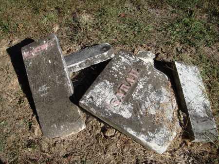 PACKARD, SARAH - OVERALL #1 - Meigs County, Ohio   SARAH - OVERALL #1 PACKARD - Ohio Gravestone Photos
