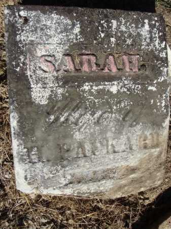 PACKARD, SARAH - CLOSEVIEW - Meigs County, Ohio | SARAH - CLOSEVIEW PACKARD - Ohio Gravestone Photos
