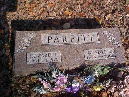 PARFITT, EDWARD L. - Meigs County, Ohio | EDWARD L. PARFITT - Ohio Gravestone Photos