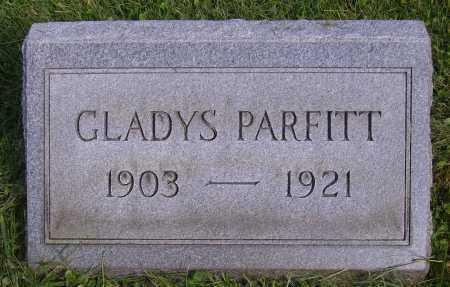 PARFITT, GLADYS - Meigs County, Ohio | GLADYS PARFITT - Ohio Gravestone Photos