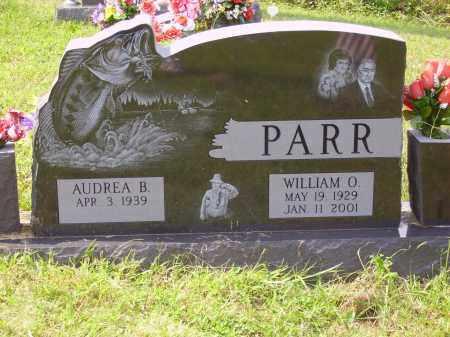 PARR, AUDREA B. - Meigs County, Ohio | AUDREA B. PARR - Ohio Gravestone Photos