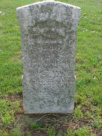 PARSONS, BELINDA - Meigs County, Ohio   BELINDA PARSONS - Ohio Gravestone Photos