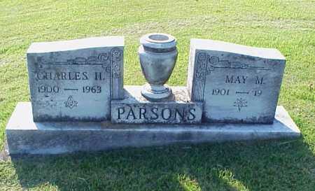 PARSONS, CHARLES H. - Meigs County, Ohio | CHARLES H. PARSONS - Ohio Gravestone Photos