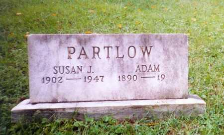 LEE PARTLOW, SUSAN J. - Meigs County, Ohio | SUSAN J. LEE PARTLOW - Ohio Gravestone Photos