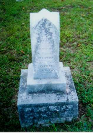 PARTLOW, HARRIET - Meigs County, Ohio | HARRIET PARTLOW - Ohio Gravestone Photos