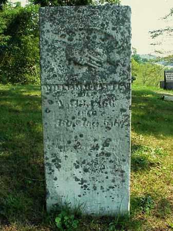 PATTEN, WILLIAM H. - Meigs County, Ohio | WILLIAM H. PATTEN - Ohio Gravestone Photos
