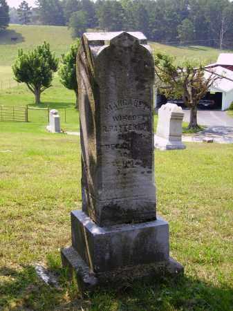 MCVEY PATTERSON, MARGARET - Meigs County, Ohio | MARGARET MCVEY PATTERSON - Ohio Gravestone Photos